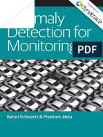Anomaly Detection for Monitoring