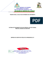 Documento Tecnico Ambiental