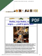 Cerveza de Argentina - Rubia, roja Rubia, roja o negra.....pdf