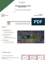 Urban Roads & Road Sections