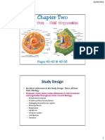 Ch 2 - Cell Organelles Part 1
