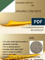 Self Healing Concrete.pps