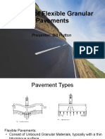 Design of Flexible Pavements