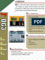 Gcu Dg3 Brochure
