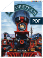 Age of Steam Rules