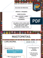 Mastopatías malignas y Norma.pptx