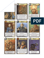 Cartas de citadels