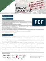 Ampliación de plazo para recibir propuestas del Concurso Logo CPA