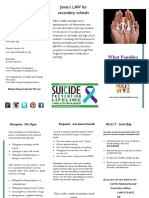 suicidebrochure for parents- final