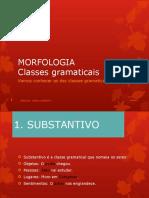 Revisão Das Classes Gramaticais