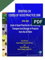 CodesPractice_OilPalmProductsTransport 2008