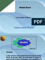Sistem Acuan Geodesi