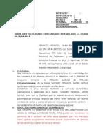 Filiación - Espinoza.