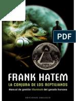 La Conjura de Los Reptilianos