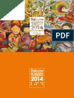 Informe Gestion Sostenibilidad Fsc 2014