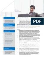 Microsoft Intune Datasheet
