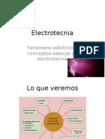Electrotecnia 1 - Mecatrónica