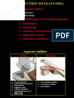 27Introduction to Glaucoma