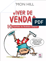 Viver de Vendas eBook Symon Hill