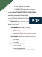 Actos Procesales Hechos Clasificación Objetiva Subjetiva-rubenrammstein
