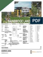 Bainbridge Landing Plans