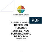 Bol Informe Ddhh 2015 Defensor Del p