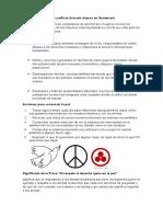 5 Consecuencias Del Conflicto Armado Interno en Guatemala