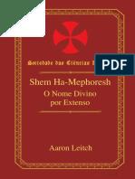 Shem Ha Mephoresh