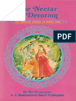 The Nectar of Devotion-1970 ISKCON Press Edition-Hardcover-SCAN