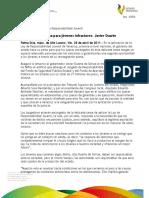 28 04 2011 - El gobernador, Javier Duarte de Ochoa, inaugura el juzgado de responsabilidad juvenil