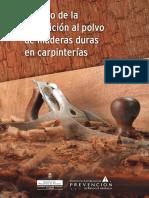 Estudio Exposicion Al Polvo Maderas Duras en Carpinterias