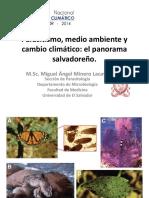 Parasitismo, Medio Ambiente y Cambio Climático El Panorama Salvadoreño