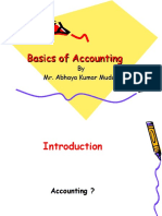 Basics of Accounting-1