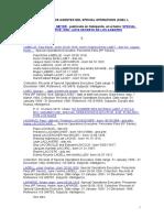 L LISTA SECRETA DE LOS AGENTES DEL SPECIAL OPERATIONS (SOE)