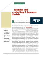3.Designing and Evaluating E-Business Models(1)