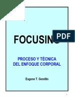 Focusing