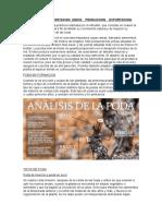 Empresa Agroexportacion Trabajo