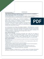 Casa Del Futuro Press Release