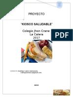 Poyecto Kiosco