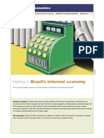 Economía Brasileña