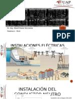 Instalaciones Electricas Clase 3