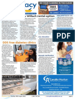 Pharmacy Daily for Tue 30 Aug 2016 - New Willach rental option, New FIP Bureau appointees, DDS free diabetes clinics, Guild Update and much more