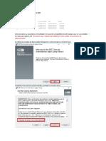 Instalación Manual Del Agente ESET - Stand Alone