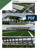 UAB Football Operations Center/Legacy Pavilion