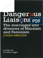 Dangerous Liaisons the Marriages and Divorces of Marxism and Feminism