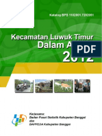 Kecamatan Luwuk Timur 2012