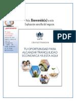 Información y Tutorial de Registro (CAFVE)