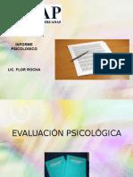 Qué Es Una Evaluación Psicológica