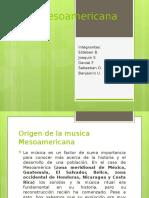 Musica Mesoamericana