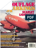 Air Combat Special 1993 Vol 1 - Military Aircraft Camouflage & Markings No 2